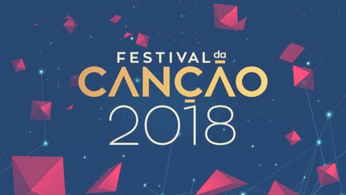 Festival da Canção 2018: já estão escolhidos todos os finalistas!