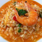 Receita de um bom arroz de marisco!