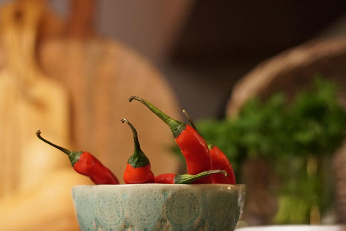 São incríveis os benefícios da malagueta!