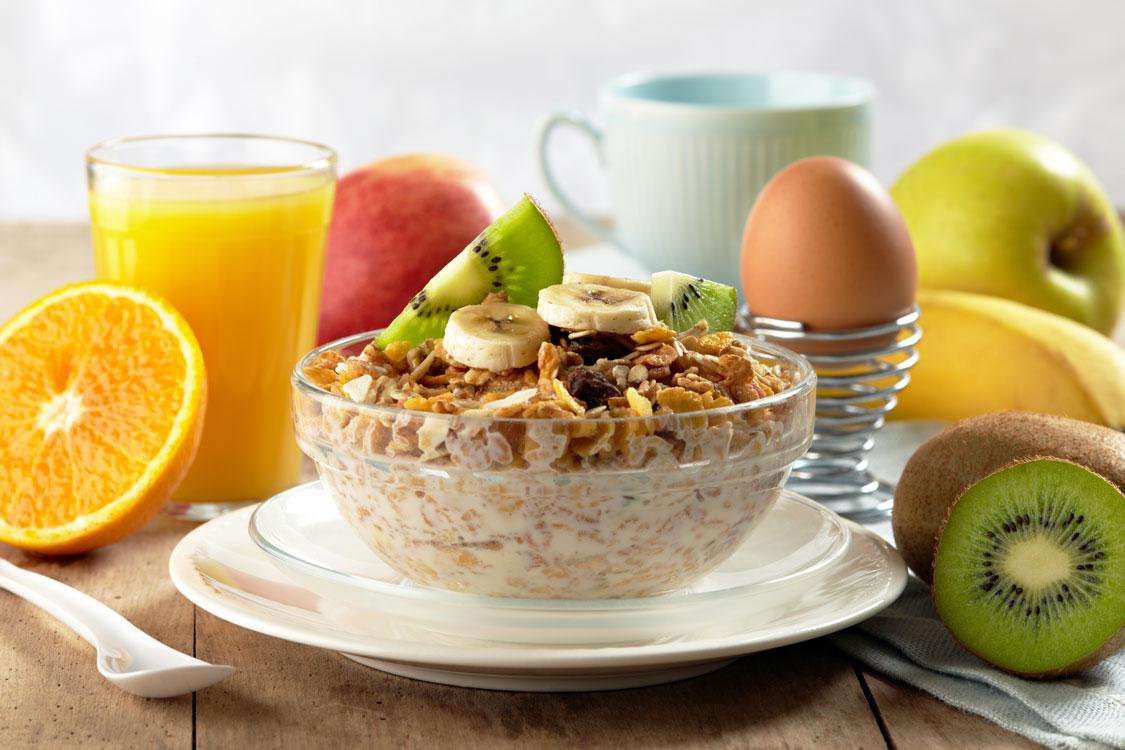 Pequeno-almoço saudável e perfeito para quem está de dieta!