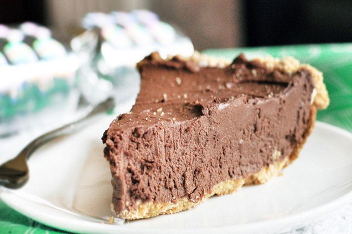 Tarte de chocolate sem glúten: para repetir vezes sem conta… e sem culpas!