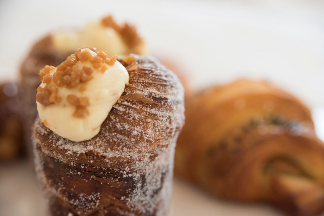 Fiz um doce que junta croissants e muffins: o resultado é muito delicioso!