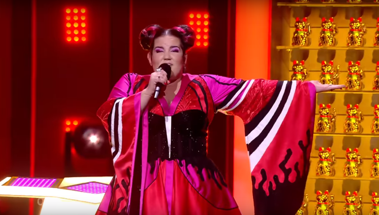 Israel é o grande vencedor da Eurovisão!