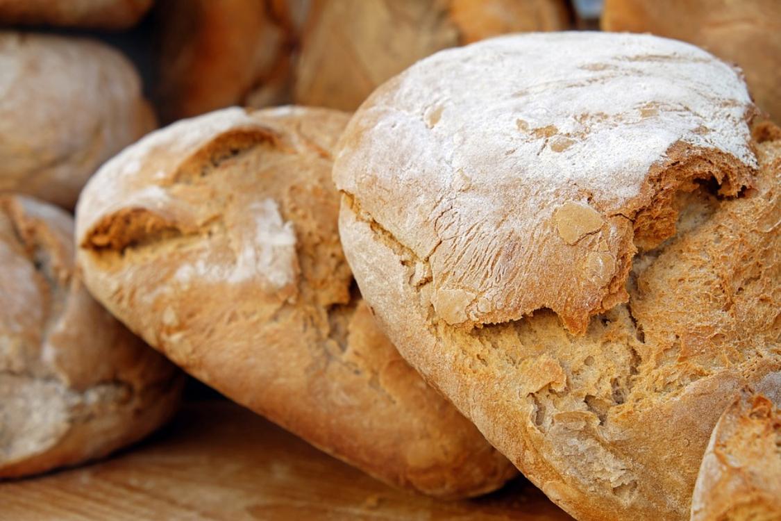 Receita saudável de pão caseiro sem glúten