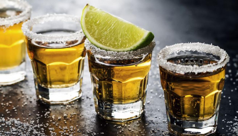 A tequila faz bem à saúde! E esta, hein?