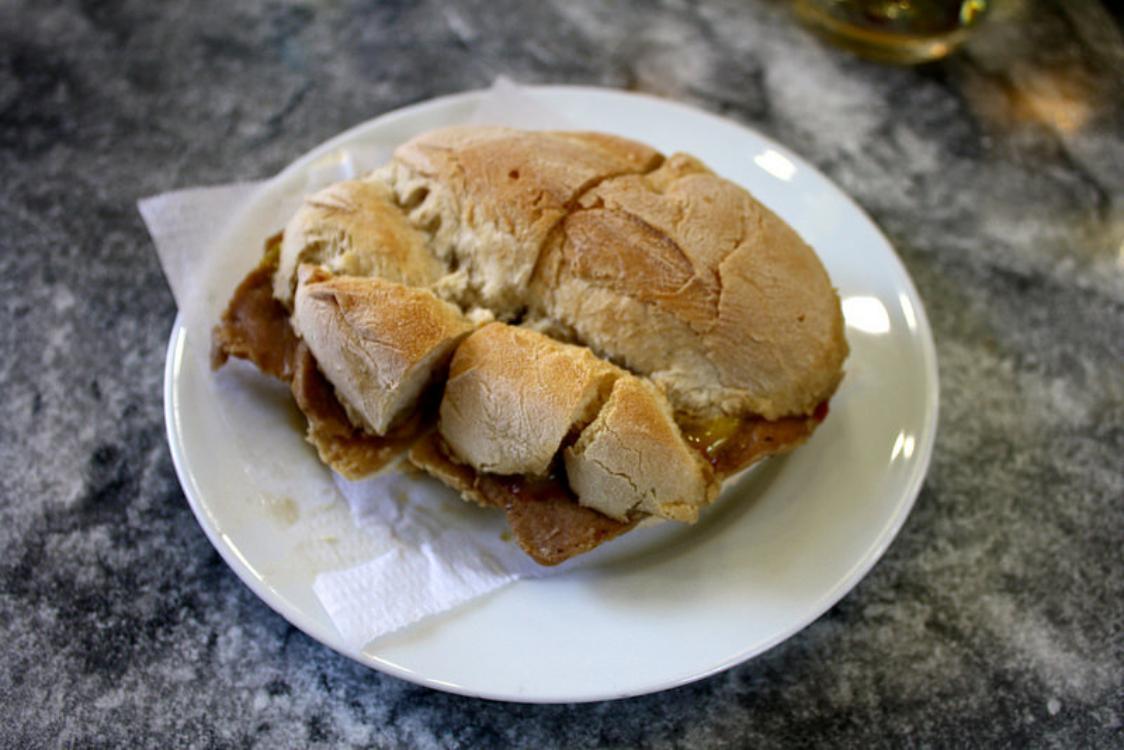 Receita de bifanas no pão