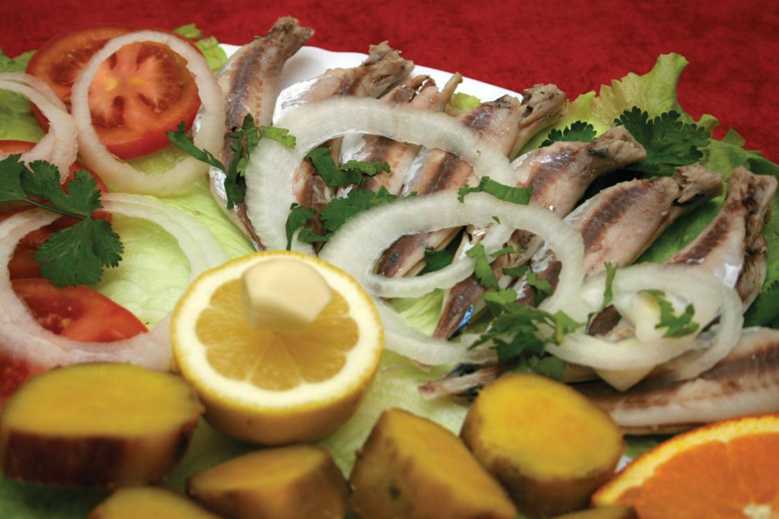 Receita simples e saborosa de carapaus alimados