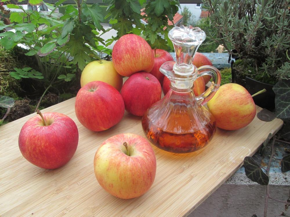 1 colher de vinagre de maçã durante 60 dias elimina estes problemas de saúde!