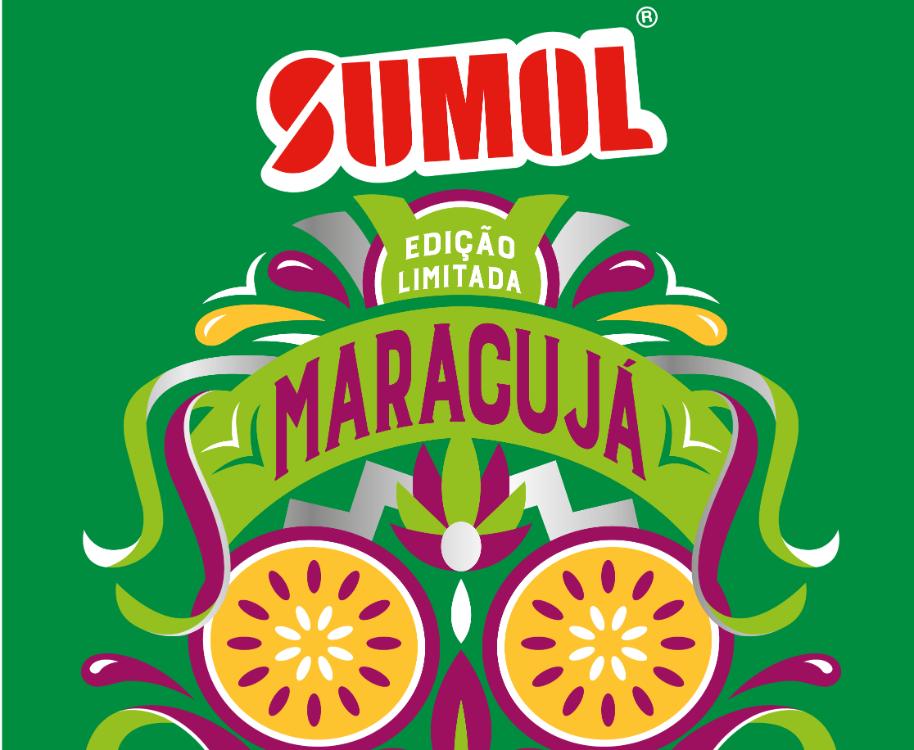 Sumol lança edição limitada com sabor a maracujá
