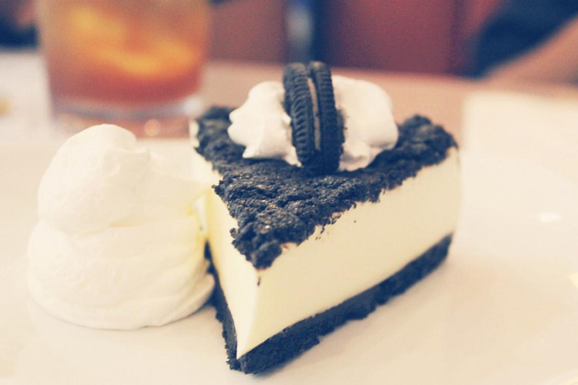 Receita maravilhosa de tarte de Oreo