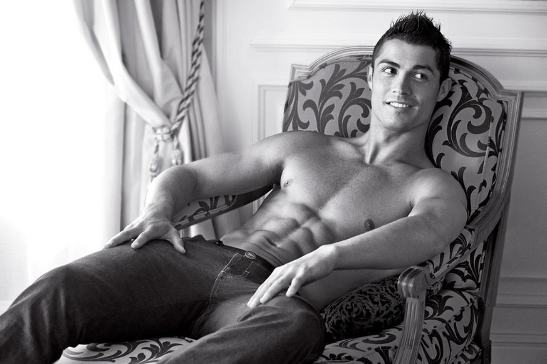 4 razões para admirarmos ainda mais Cristiano Ronaldo (sem ter a ver com futebol)!