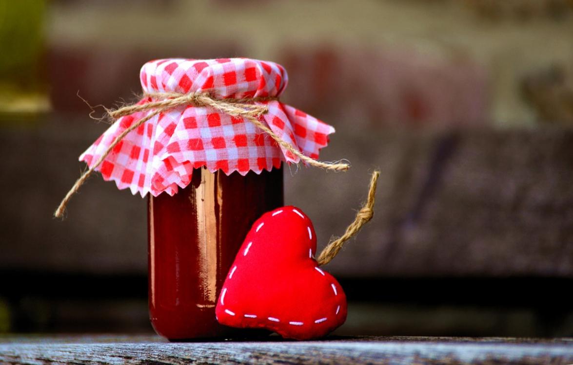 Compota de frutos vermelhos sem açúcar
