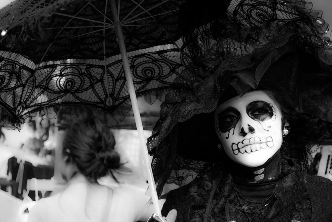 Celebre o Halloween à moda típica mexicana em plena Marvila!