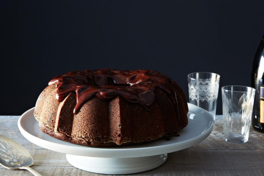 Receita de bolo de batata e chocolate