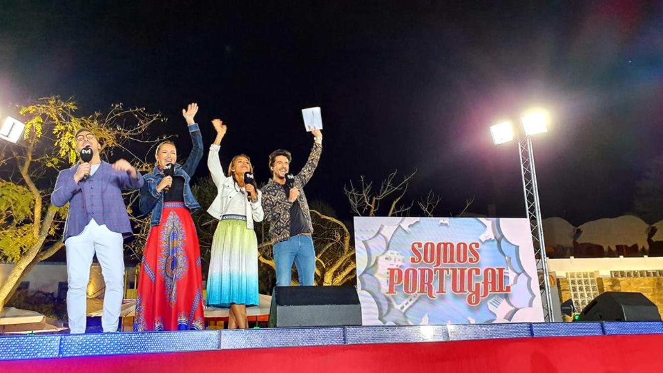 """""""Somos Portugal"""": ganhei uma nova família…"""