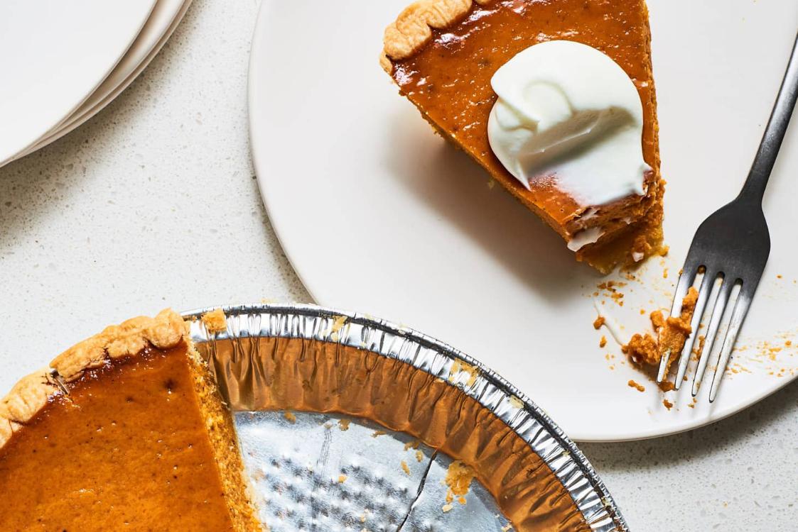 Receita mais fácil de sempre de tarte de abóbora!