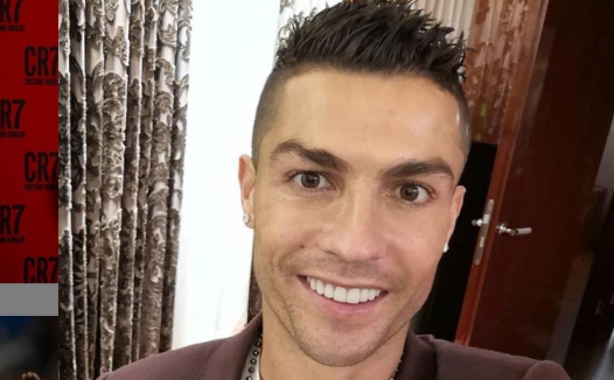 Conheça o sósia de Cristiano Ronaldo!