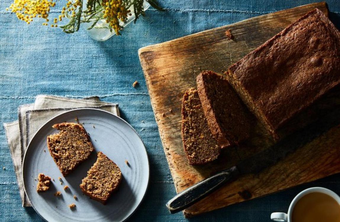 Receita de pão de abóbora sem glúten