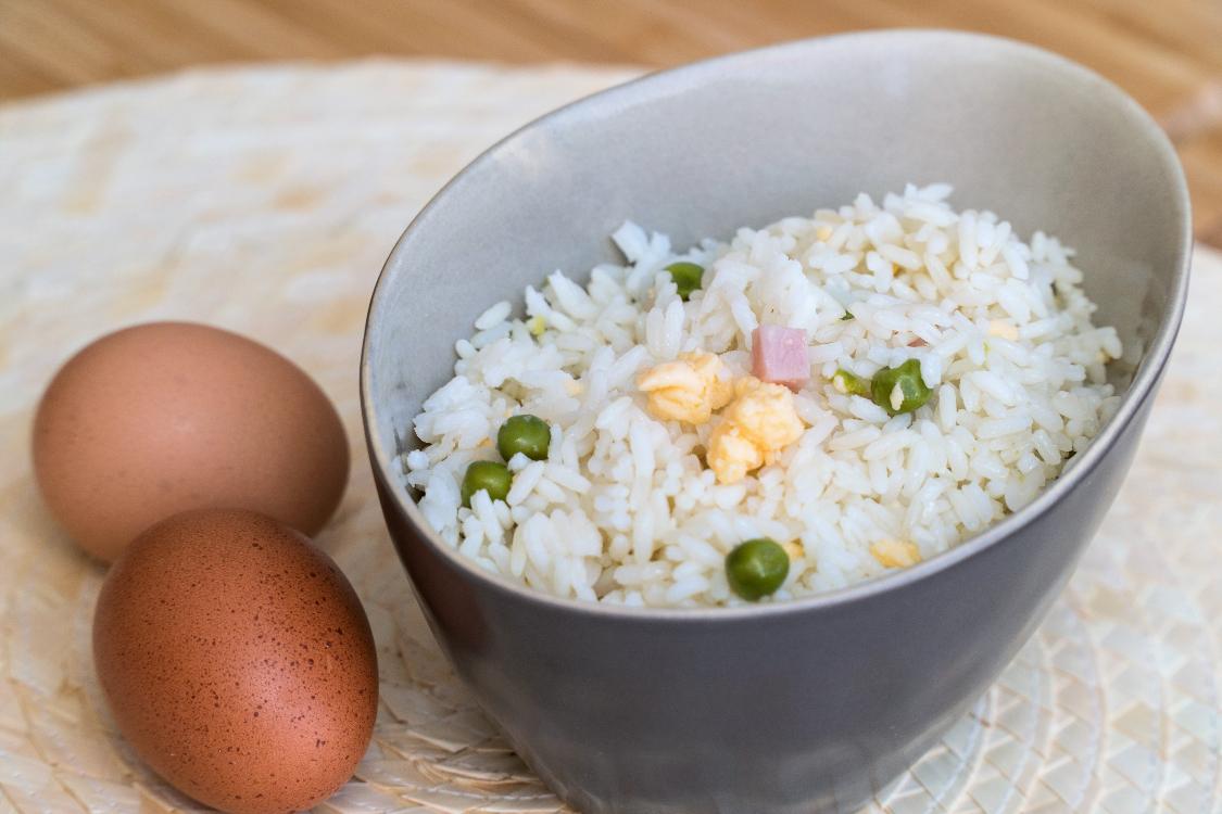 Receita de arroz xau xau