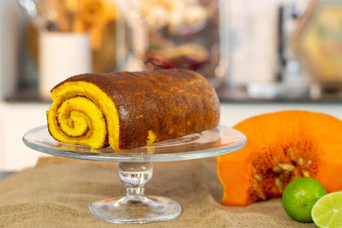 Receita de torta de abóbora e lima: para um doce Halloween!