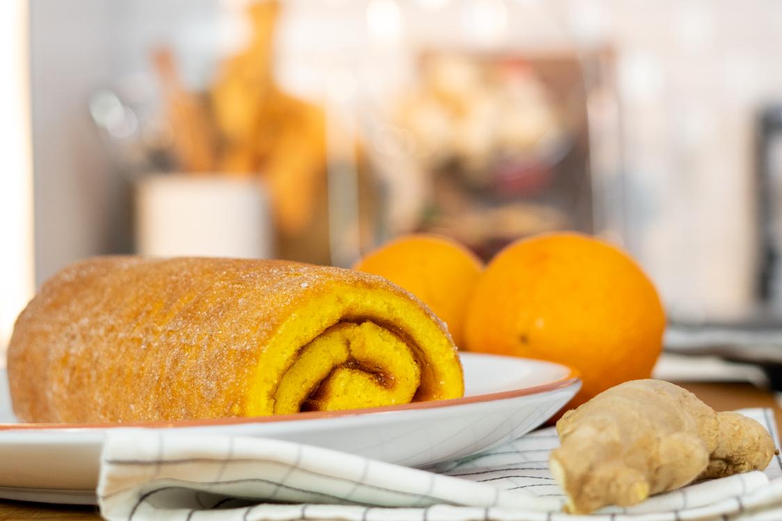 Torta de laranja e gengibre: deliciosa e fácil de preparar!