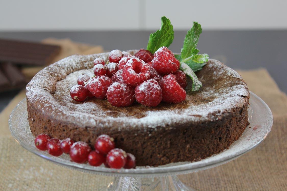 Bolo de chocolate: uma receita tão fácil… e tão boa!