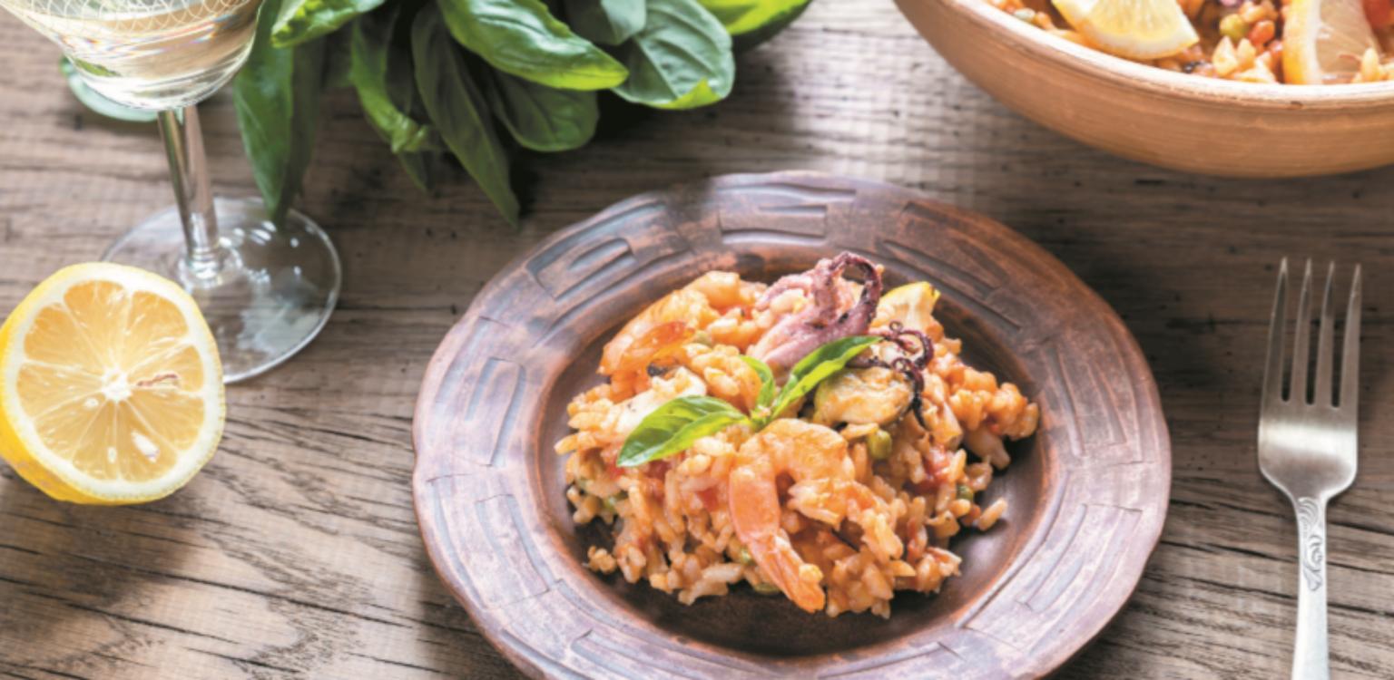 Receita de arroz de camarão: uma saborosa alternativa ao bacalhau para este Natal!
