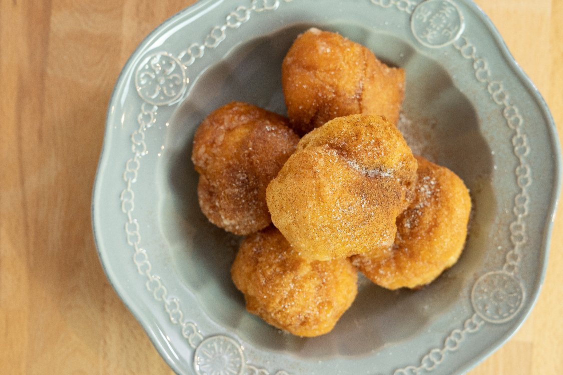 Sonhos de abóbora: uma receita tradicional portuguesa para o Halloween!
