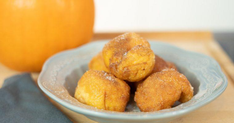 Sonhos de abóbora: uma receita tradicional portuguesa para o Natal!