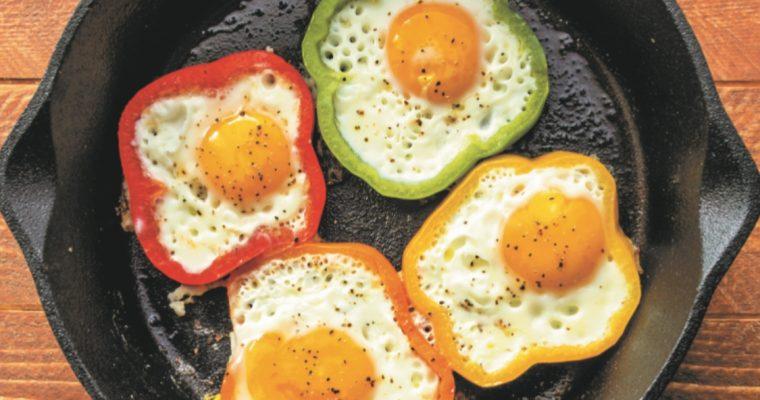 Ovos surpresa: varie a sua ementa no começo do ano!