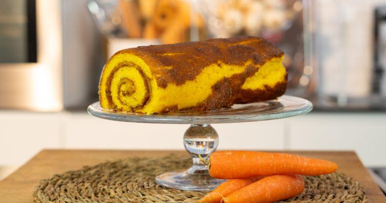 Torta de cenoura: uma receita para mimar a família