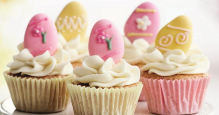 Cupcakes de canela: um doce de Páscoa surpreendente!