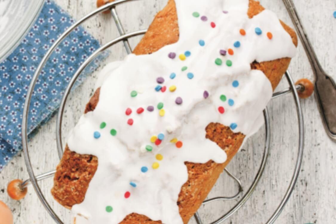 Pão de banana: já tem o seu bolo para uma Páscoa deliciosa!