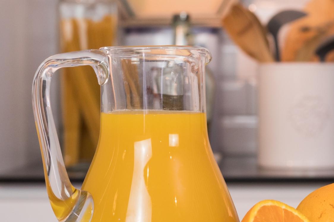 Sumo de vitaminas: para acompanhar o seu pequeno-almoço!