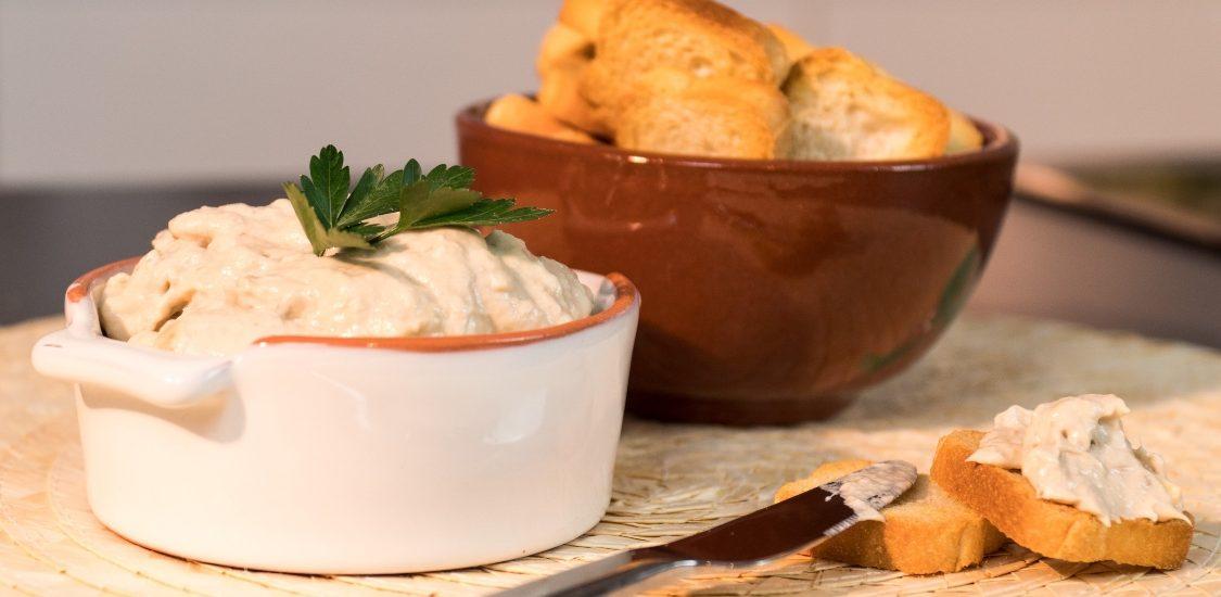 Paté de atum: a receita de uma entrada fresca e saborosa!