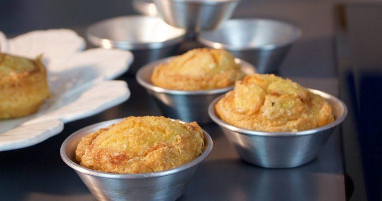Pastéis de feijão: um doce português… perfeito para um lanche!