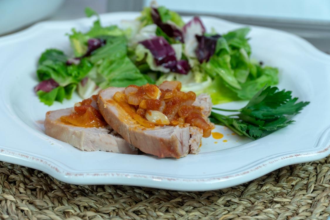 Lombo de atum assado no forno: receita prática e saudável!