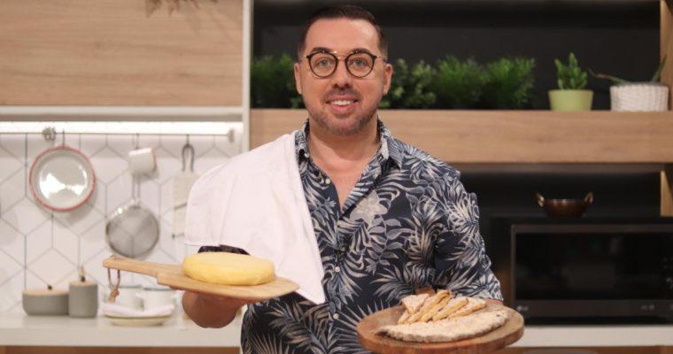 Bolo de Milho do Pico: muito fácil de se fazer e delicioso!