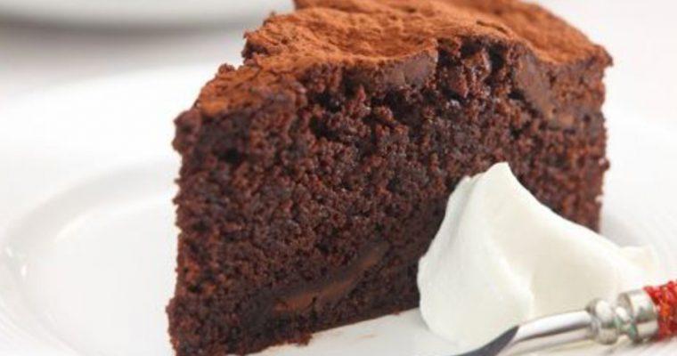 Bolo húmido de chocolate: esta é a minha receita preferida!