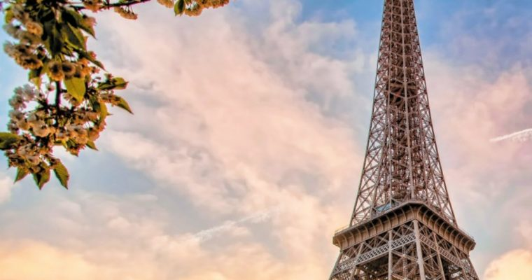 Paris: este é o destino ideal para os mais românticos!