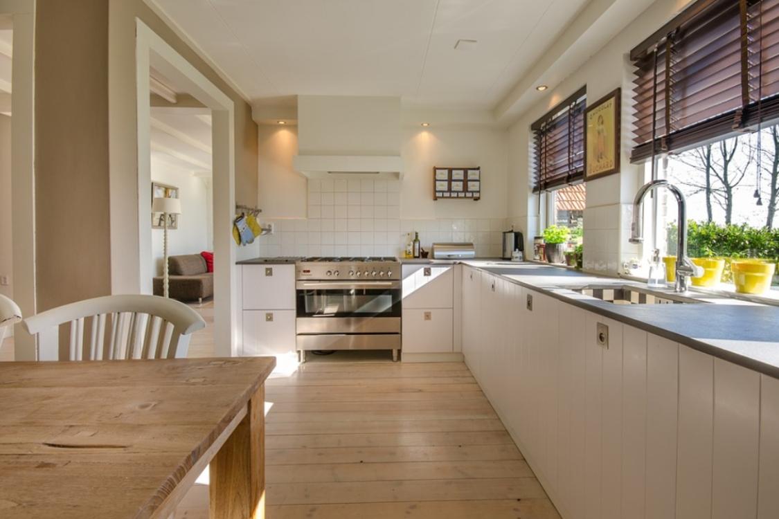 Cozinha: três truques para limpá-la muito bem!