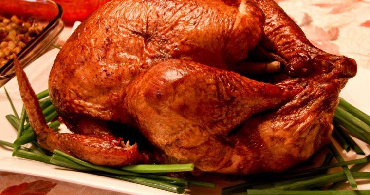 Receita de peru assado no forno: uma delícia de Natal!